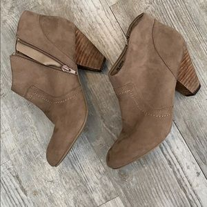 Worn once to a concert Francesca's size 8 boots